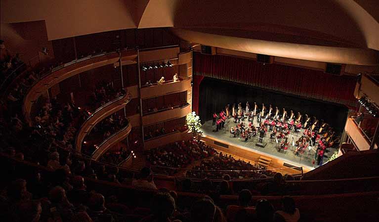 Sito ufficiale del Conservatorio statale di musica Jacopo Tomadini di Udine